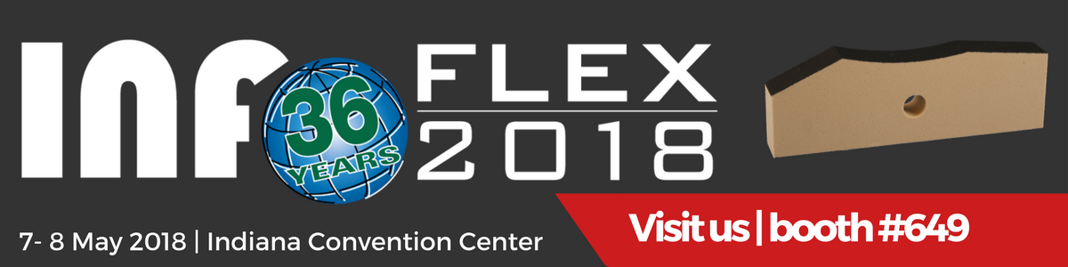 Agergaard booth 649 at INFOFLEX 2018 in Indianapolis